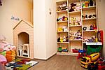 Детская комната в салоне красоты