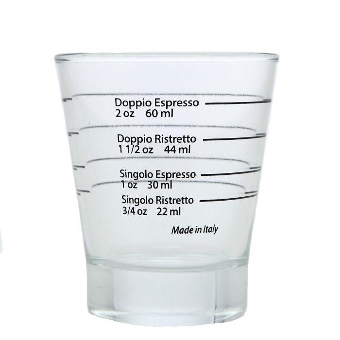 "Мерная эспрессо рюмка ""shot"" 22,30,44,60 мл"