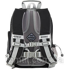 """Комплект. Рюкзак школьный Smart K19-702M-4 (черный) + пенал + сумка, ТМ """"Kite"""", фото 3"""