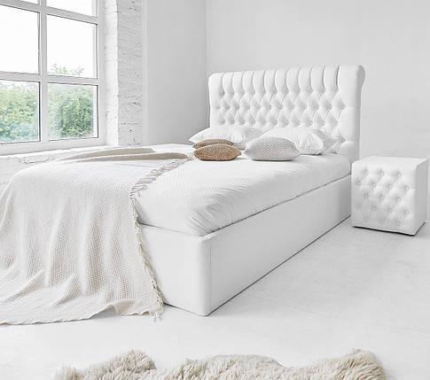 """Кровать с подъемным механизмом  """"Честер"""" 160*200 TM Embawood, фото 2"""