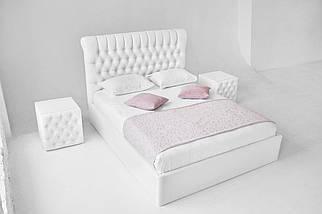 """Кровать с подъемным механизмом  """"Честер"""" 160*200 TM Embawood, фото 3"""