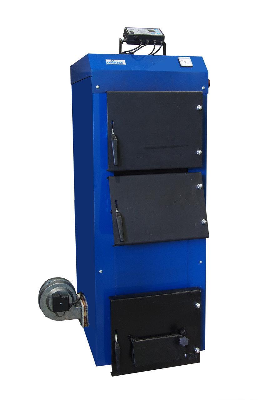 Unimax КТС 18 Е - котел на дровах и угле