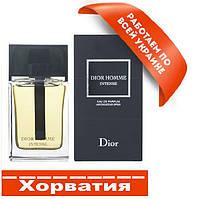 Мужская  парфюмированная вода 100 ml. Кристиан Диор Диор Хом Интенс Хорватия Люкс копия АА++