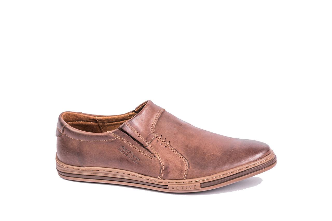 Обирай якісне! Шкіряне взуття від польського виробника