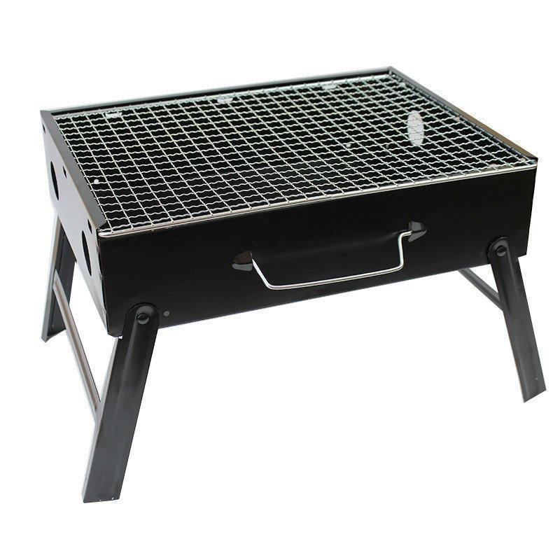 Мангал раскладной Ba ba le Portable Grill на 6 шампуров
