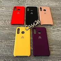 Чехол Soft touch для Huawei P30 Lite (5 цветов)