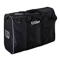 Сумка для мячей Wilson 6 BALL TRAVEL BBALL BAG SS19