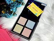 УЦЕНКА Хайлайтер Beauty Cosmetics Winter Solstice Highlighter Collection 4 Colors Holiday , фото 2