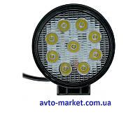 Светодиодная LED фара WL-208 27W EP9 FL