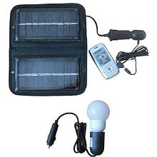 AXIOMA energy Универсальное Зарядное устройство на солнечных батареях (Модель SCH3+lamp), AXIOMA energy
