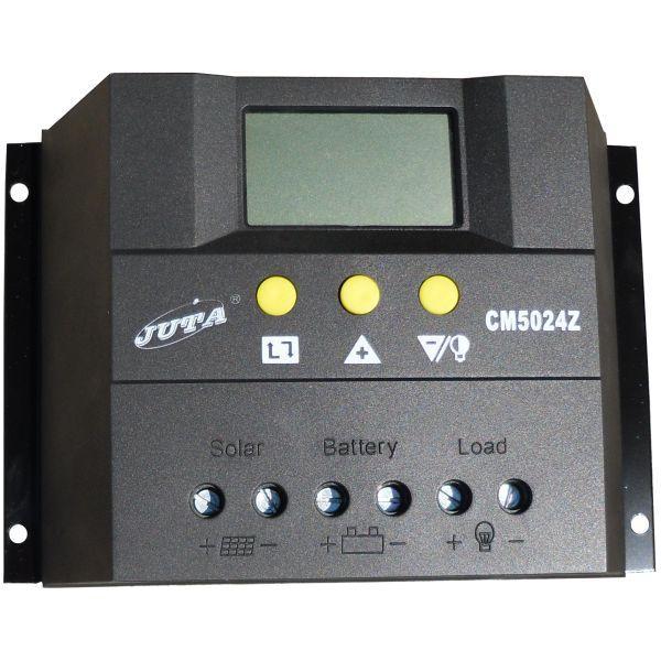 JUTA Контроллер 60А 12В/24В (Модель-CM6024Z), JUTA