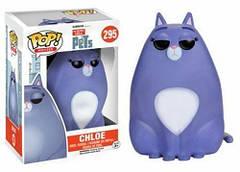 Фигурка Funko Pop Фанко Поп Кошка Хлоя ChloeThe Secret Life of PetsТайная жизнь домашних животных SLP C295