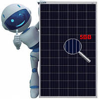JAsolar Солнечная батарея (панель) 330Вт, поликристаллическая JAP72S01-330/SC, JASolar