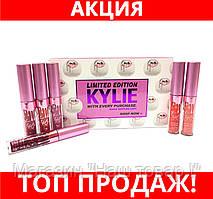 SALE! Набор матовых помад Kylie Limited Edition 6шт