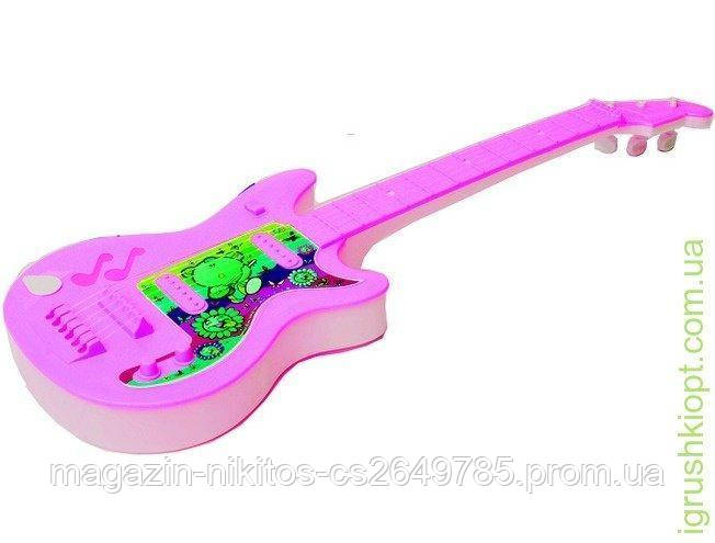 SALE!Гитара маленькая MAXIMUS