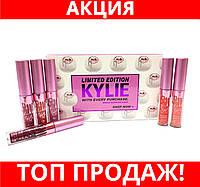 SALE!Набор матовых помад Kylie Limited Edition 6шт, фото 1