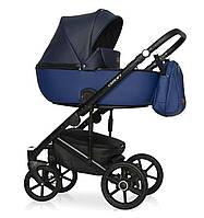 Детская универсальная коляска 2 в 1 Riko Ozon - 01 BLUE