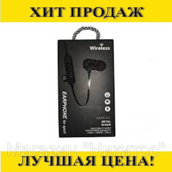 SALE!Беспроводные наушники Bluetooth AMN-A1