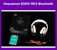 SALE!Наушники SODO MH3 Bluetooth, фото 1