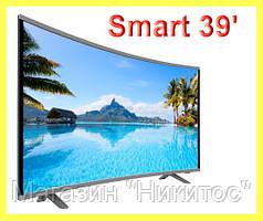 LCD телевизор JPE E39DU1000 Smart Изогнутый