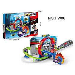 Игровой набор Трек Хот Вилс с петлей (Hot Wheels HW06)
