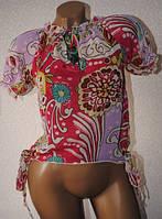 Блузки женские летнии