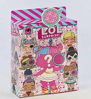 Набор Лол Сюрприз (2 куклы, коробка, аксессуары) LoL Surprise