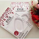 Силиконовый спонж Kylie, прозрачный, фото 3