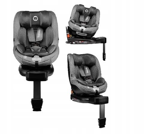 Детской автокресло с сиденьем памятью Lionelo Antoon Isofix 0-18 кг