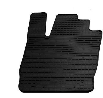 Водительский резиновый коврик для Audi A1 2010- Stingray