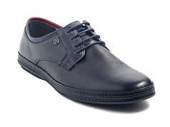 Мужские ботинки на шнуровке KADAR