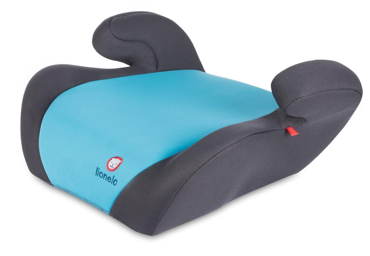 Детское кресло-бустер в автомобиль группа 2+3 (15-36 кг) Lionelo Luuk