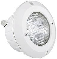 Галогенный прожектор AstralPool Standard 07844 (300 Вт) с пластиковой накладкой / под бетон