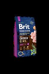 Корм Brit Premium Adult S для взрослых собак мелких пород
