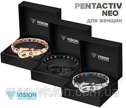 Браслет VISION PentActiv Neo женский с замочком