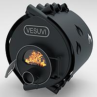 Печь Булерьян Vesuvi (Везувий) classic со стеклом и перфорацией Тип 00, 6 кВт
