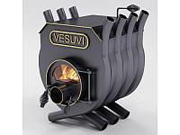 Печь Булерьян Vesuvi (Везувий) с варочной поверхностью со стеклом Тип 00, 6 кВт, фото 1