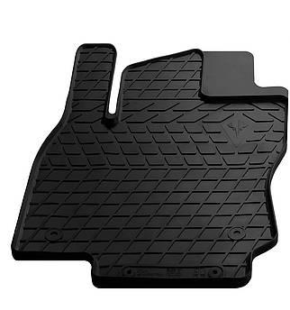 Водительский резиновый коврик для Audi Q2 2016- Stingray