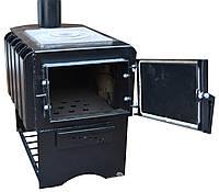 Печь длительного горения ProTech PANDA-ПДГП-8П (с плитой), фото 1