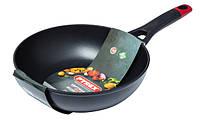 Сковорода PYREX OPTIMA+ сковорода WOK 28см индукция б/крышки (OT28BW6), фото 1