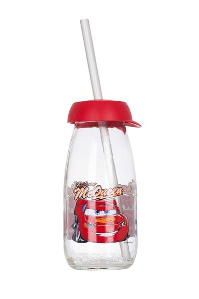 Бутылка д/воды детск. HEREVIN DISNEY CARS 0.25л стекло (111723-120)