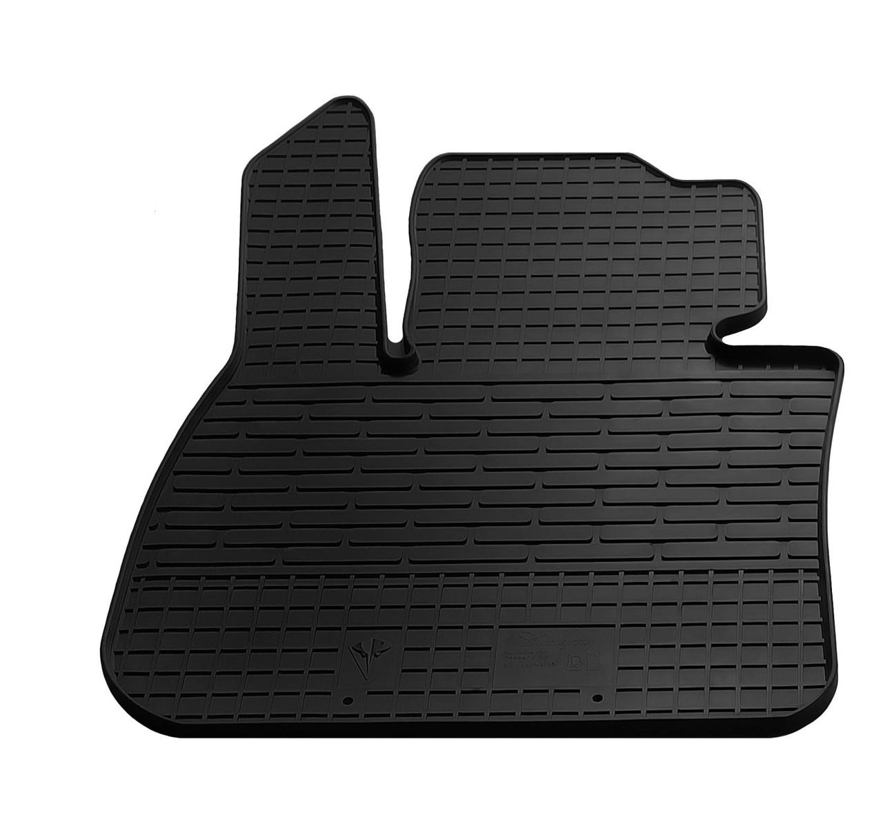 Водительский резиновый коврик для BMW X1 F48 2015- Stingray