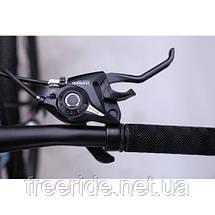 "Горный велосипед Toprider ""424"" 26 (17 рама) alloy, фото 3"
