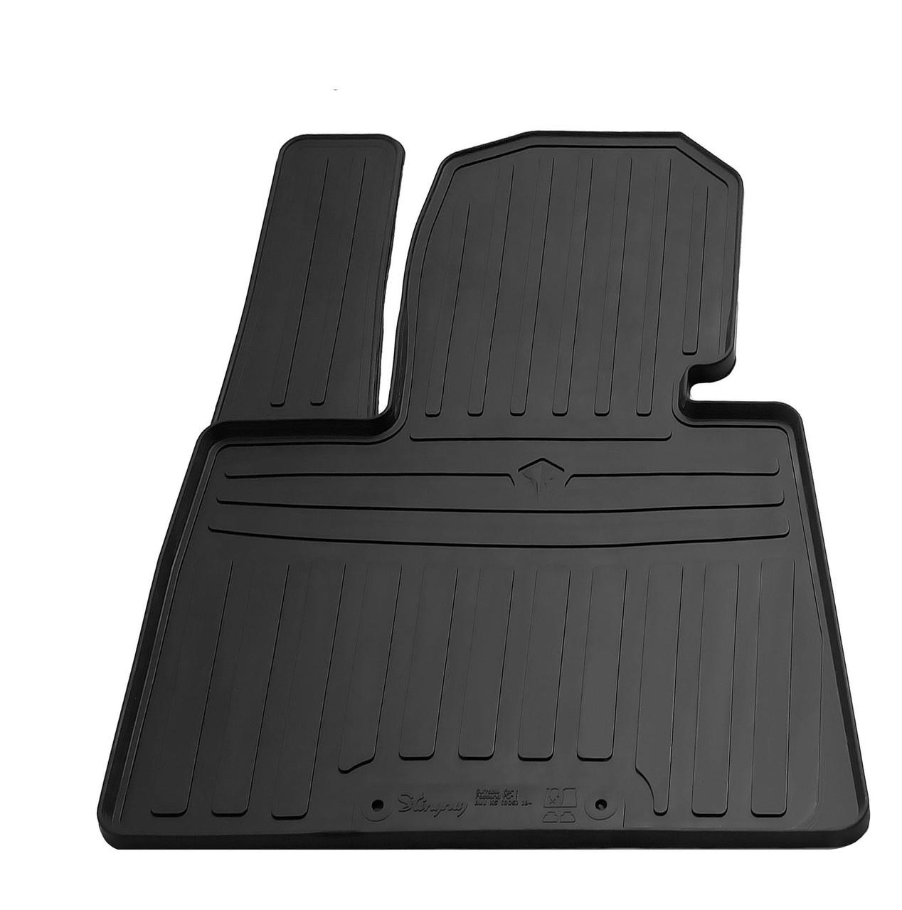 Водительский резиновый коврик для BMW X5 G05 2018- Stingray