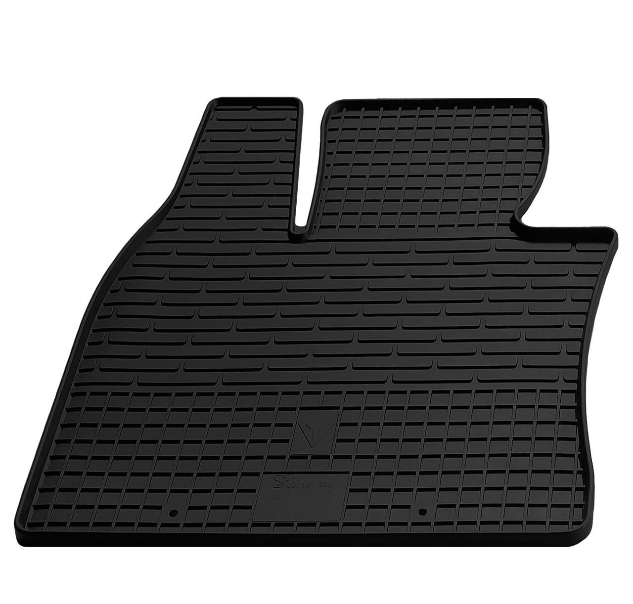Водительский резиновый коврик для BMW X6 F16 2014- Stingray