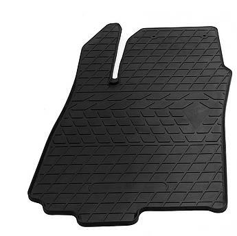 Водительский резиновый коврик для Chevrolet Aveo T300 2011- Stingray