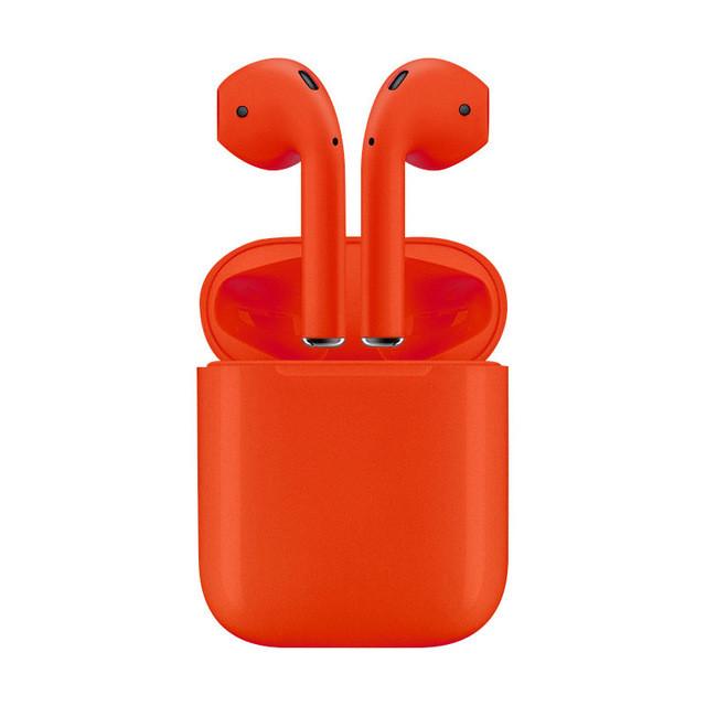 Беспроводные сенсорные наушники TWS i12 orig Red