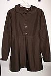 Школьная форма  на девочку,2 фартука,коричневая ., фото 6
