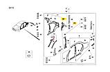 Арка колеса заднего правая Ланос Сенс, ЗАЗ, tf69y0-5401090, фото 3