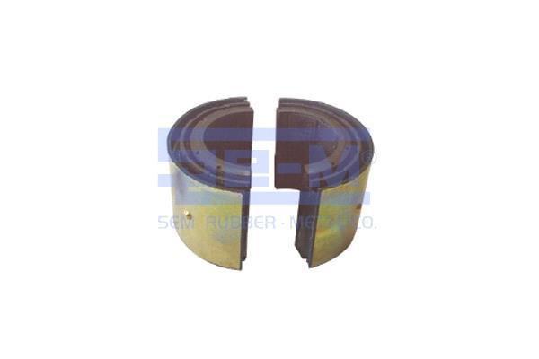 Втулка стабилизатора центр MAN TGA-TGM (половинки) MAN 76x46x50 81437040078